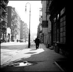 Erich Hartmann - USA. NYC. 1946.