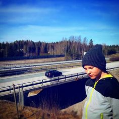 Järvenpäässä    #highway