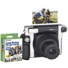 Fujifilm Instax Wide 300 Instant Film Camera Bundle