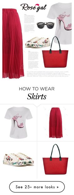 """Rosegal 22"" by bliznec on Polyvore featuring Nasty Gal"