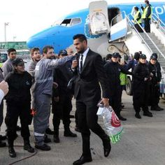 World Cup: Argentina return back home like heroes