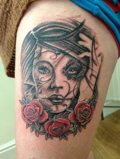 Tattoo by Mark Pennell at Serious Ink Shirehampton Bristol
