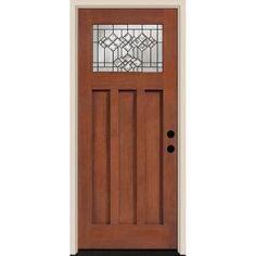 ReliaBilt Reliabilt Craftsman Patina Morelight Steel Entry Door ...