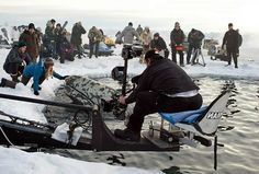 'Big Miracle' Film Crew Take Alaska, Enjoy Native Culture | The Toonari Post