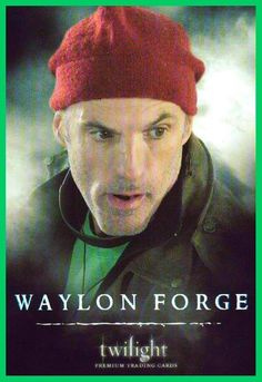 Waylon - Twilight trading card