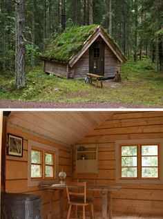 forest house,would love to have this little getaway!!!! Someday!!!!!