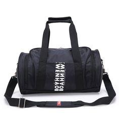 5877ac2defb6 Travel Bags 2016 New Fashion Casual Nylon Waterproof Bags European Style Bag  Travel Size 39