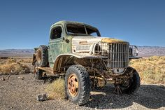 Desert Power Wagon