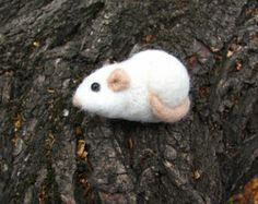 Mouse brooch SALE was 20