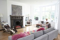 Film Location House- Detached Edwardian House 3 floors, 7 bedrooms, conservatory and large garden