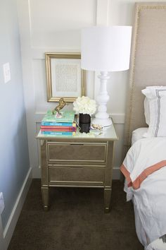 Find This Pin And More On Bedroom By Fresche Withheart Love This Nightstand