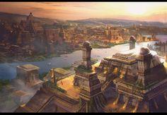 From Atlantis to Aztlan - Ancient Gods Guiding Humanity