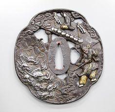 PARTAGE OF TENSHIN SHODEN KATORI SHINTO RYU......ON FACEBOOK.......TSUBA.........
