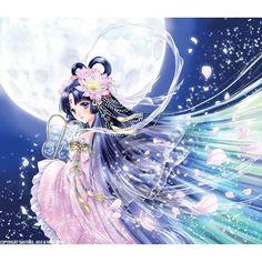 Kou Shuurei Manga Anime, Manga Art, Anime Art Fantasy, Fantasy Girl, Beautiful Anime Girl, I Love Anime, Saiunkoku Monogatari, Chibi, Samurai