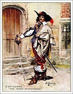 D'Artagnan | Alexandre Dumas | À la française …