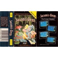 Jason's Gem for ZX Spectrum from Mastertronic