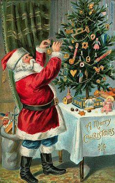 Mejores 7692 Imagenes De Navidad Vintage En Pinterest En 2018 - Vintage-navidad