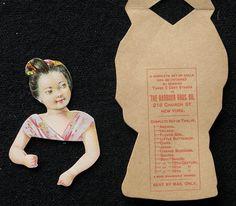 Aankleedpop Irish Flax 1895 – centsprent – Picasa Nettalbum