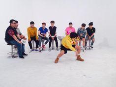 [CAP] BTS @ Preview Weekly Idol