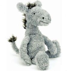 furryosity donkey 35 cm | jellycat
