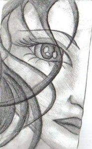 KramersArt, Haariges Auge