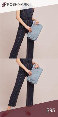 Dolan Jumpsuit NWOT Cotton Halter-style neck Elasticized waist Side pockets  Cropped silhouette Pull 1f182d123d195