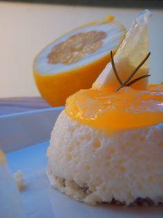 Pastelitos fáciles de Mousse de Limón