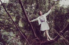 lady in #tree.