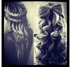 Fun hairstyles for any day!