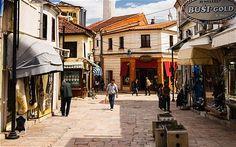 Skopje, Macedonia: a cultural city guide - Telegraph