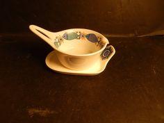 Figgjo Flint Clupea Turi Design Hot Butter Bowl & Tray Norway Scandinavian    Pottery & Glass, Pottery & China, Art Pottery   eBay!