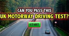 I got Its a PASS!! Can You Pass This UK Motorway Driving Test? http://passmasterdrivinglessons.co.uk