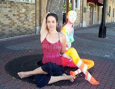 Yoga w/the Dallas locals!