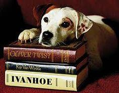 Wishbone, the literary dog.
