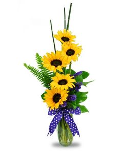 51eff6b47f5c Order Simply Sunflowers - from Jimmy s Flowers