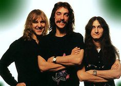 1. The Holy Trio has been together for nearly 40 years. | Community Post: 10 Reasons Why Rush Are Absolutely Amazing