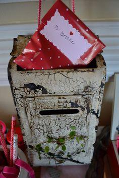 Greatest Valentine Mailbox