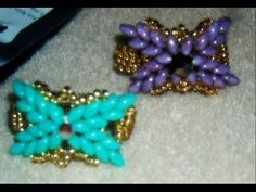 """Tutorial """"Anello Butterfy"""" - YouTube"""