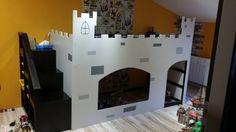 Une chambre château !  #ikea