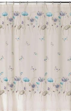 Creative Bath Products Inc. S1072LIL Garden Gate Shower Curtain, Purple  Creative Bath Http: