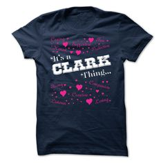 Clark THING AWESOME ∞ SHIRT - Limited EditionClark, Clark THING,
