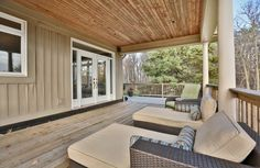 Outdoor Wrap Around Deck Carlisle Homes, Wrap Around Deck, Luxury Real Estate, Ontario, Acre, Pergola, Outdoor Structures, Patio, Outdoor Decor