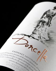 WINE LABELS 2012 by LAB DISEÑO , via Behance