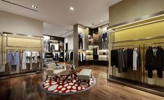 Boutique concept by Stefano Tordiglione Design