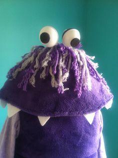BOO'S Alien Costume
