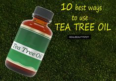 Tea tree oil is an essential oil extracted from a plant known as Melaleuca alternifolia. It's known for its anti...
