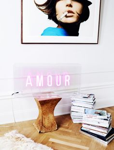 Bonjour mon AMOUR. Find our new amour sign  here: https://www.bxxlght.com/product/amourledneon/