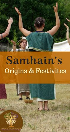 Samhain: Origins & Practices - - As a child and to this day, Halloween is my favorite holiday. I didn't understand why I held it so sacred. I even thought the dressing up and asking for candy part was dishonouring it somehow. Halloween Tags, Samhain Halloween, Halloween House, Halloween Stuff, Samhain Ritual, Samhain Traditions, Samhain Recipes, Celtic Druids, All Souls Day