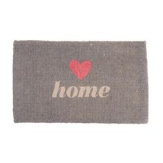 Sweet doormat from Doormat Designs.