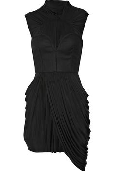 Oh yes, Alexander Wang Draped jersey corset dress a perfect fit!!!